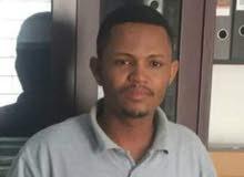 محاسب  واداري سوداني .