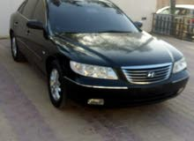 Gasoline Fuel/Power   Hyundai Azera 2009