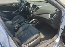 Hyundai Veloster , 2013 , GCC , Full Option
