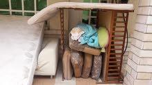 سرير اطفال دبل للبيع