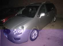 كيا كارينز موديل 2013 للايجار بدون سائق