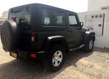 km mileage Jeep Wrangler for sale