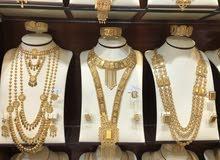 مجوهرات الحسناء الذهبيه: