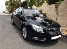 Opel Insignia car for sale 2013 in Amman city