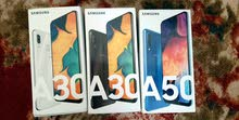 Samsung galaxy A30 A50 new for sale