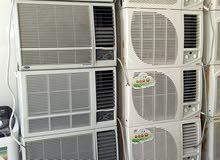 اجهزة كهربائية مستعمل نظيف شبه جديد بضمان المحل وخدمة توصيل وتركيب لتواصل