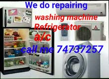 a/c washing machine and refrigerator repair services