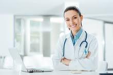 مطلوب طبيبه عامه لسلطنة عمان