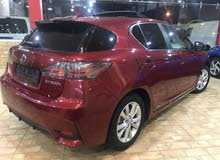 For sale 2014 Maroon CT