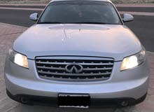 Gasoline Fuel/Power   Infiniti FX35 2008