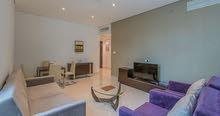 دبي بيزنس باي غرفة وصالة مفروشة سوبر لوكس (فندقي) - ايجار سنوي