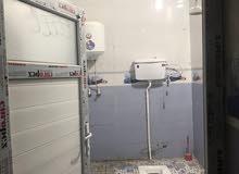 شقه طابق اول للايجار الحكيميه خلف مطعم فلس اجاره (500) الف
