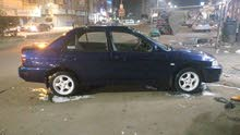سيارة ميتسوبيشي لانسر كرستالة للبيع اتوماتيك1600 سي سي فبريكا دواخل
