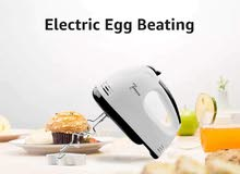 Electric Egg Beating