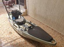 Glare Kayak with Motor and Fish Finder كاياك غلير مع موتور ونفيقشن