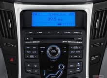 Hyundai sonata radio system