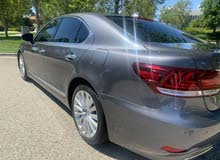 سيارة لكزس Lexus LS 460