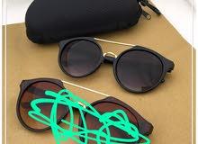 نظارات شمسيه بأشكال مختلفه عرض خاص
