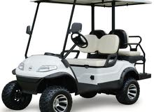 BRAND NEW GOLF CARTS