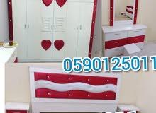 غرف نوم جديدة اسعار اقتصادية 1900 ريال شامل التوصيل والتركيب
