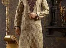 لبسة هندية رجالية