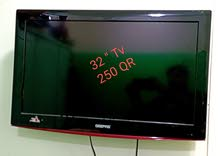 GEEPAS 32 inch Used TV for Sale