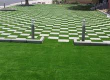 ريان تنسيق حدائق وتركيب الثيل الصناعي والطبيعي