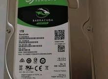 Hdd 1TB Saegate Barracuda Original