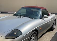 Fiat barchetta model 1999 limited edition