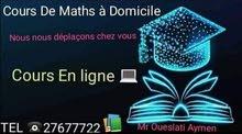 cours de Maths