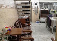 دار للبيع في المشتل المساحه 137متر واجهه 5 متر الطابق الارضي منفذين استقبال جبير