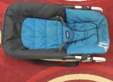 عربة و كرسي للأطفال للبيع - Stroller & chair for babies