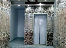 شقة طابق أرضي مع ترس مميز جداً للبيع/ ضاحية الياسمين_ خلف مسجد نابلس 64