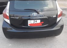 0 km mileage Toyota Prius C for sale