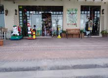 Gifts shop, retail