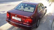 BMW 520موديل 2000 بحاله جيده