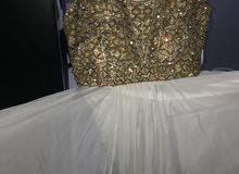 للبيع فستان 1 لبسه