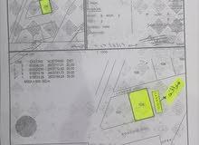 فرصة للبيع ارض كورنر في ولاية السيب الجفنين 1