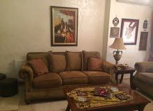شقة مفروشة  في منطقة  الصويفية للايجار سوبر  ديلوكس 2 نوم مساحة 120 م - طابق ارضي