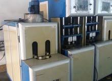 ماكنات نفخ semi-automatic مستعملة للبيع