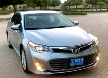 For sale 2015 Silver Avalon