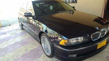 Blue BMW 540 1998 for sale
