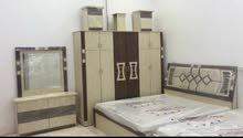 غرف نوم وطني جديد 6 قطع بسعر 1800ريال بدون المرتبه شامل التركيب والتوصيل