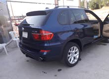 او المرواس BMW   x5   2011  مكفوله