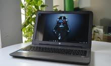 HP NOTEBOOK كور i7 جيل خامس رمات 8جيجا هارد 1000العاب 2017, 2018