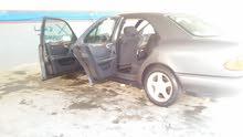 Used condition Mercedes Benz E 230 1997 with +200,000 km mileage