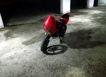 Used Suzuki motorbike available in Amman