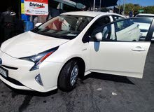 New condition Toyota Prius 2017 with 0 km mileage