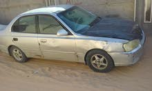 Grey Hyundai Verna 2000 for sale