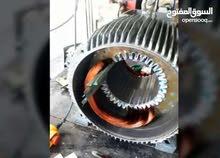 فني صيانة محركات كهرباء